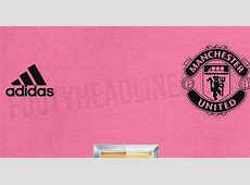 LEAKED Manchester United 1819 Away Kit to Be Pink