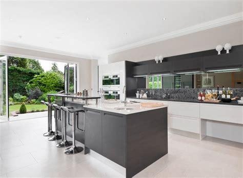 astounding grey kitchen designs home design lover