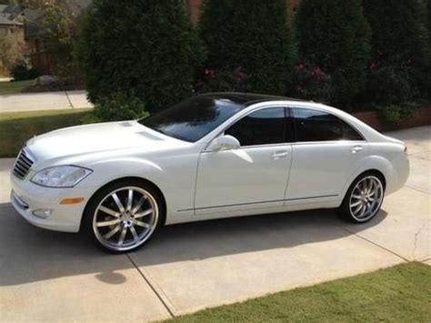 Sell Used 2008 Mercedesbenz S550 Luxury In Lynnwood