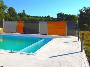 coupe vent brise vue piscine 2 sofareb With brise vue pour piscine