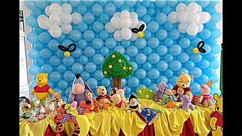 Winnie The Pooh Nursery Decor For Boy by Winnie Pooh Birthday Ideas By For