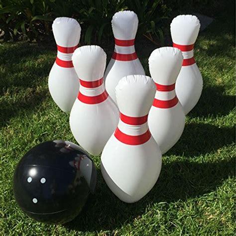 Backyard Bowling Set by Bowling Pins Set Jumbo Size