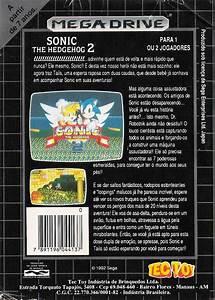 Sonic The Hedgehog 2 Box Shot For Genesis Gamefaqs