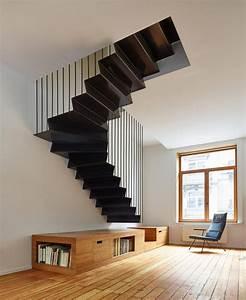 40 Idee Scale Moderne E Creative Per Una Salita In Stile  U2022 Idee Scala Moderna Per Interni