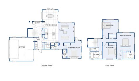 salisbury new house plan and design wellington kapiti