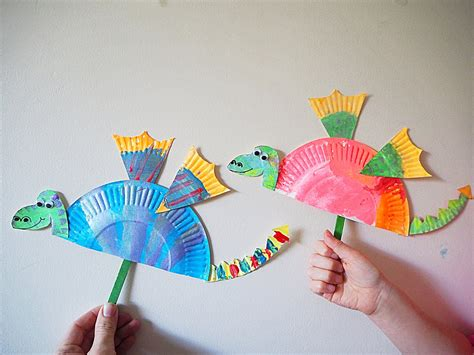 learn with play at home simple paper plate craft 480 | P6200378