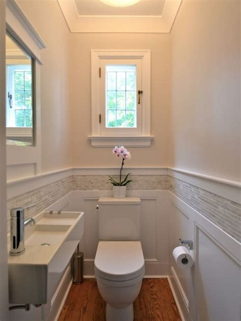 small narrow half bathroom ideas powder room design ideas remodels photos