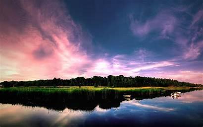Desktop Lake Summer Landscape Wallpapers Latoro Backgrounds