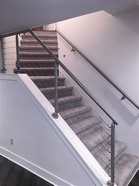 stainless steel cable railing kit great lakes metal fabrication
