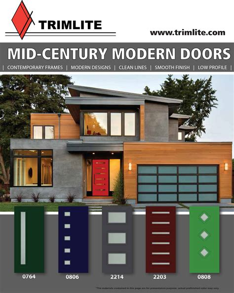 interior barn doors for sale in canada mid century modern doors trimlite