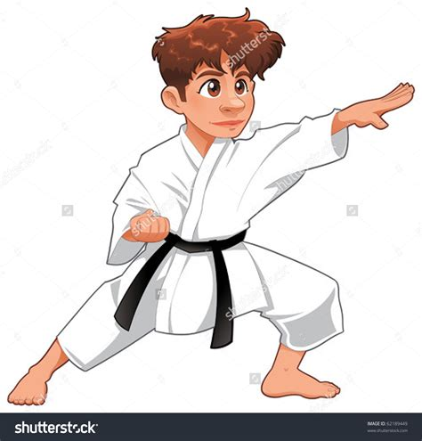 Kid Karate Clip Art (80+)
