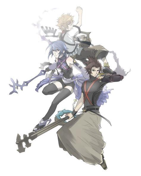 Aqua Kingdom Hearts Fanart Zerochan Anime Image Board