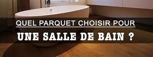 quel parquet choisir pour une salle de bain With quel parquet pour salle de bain