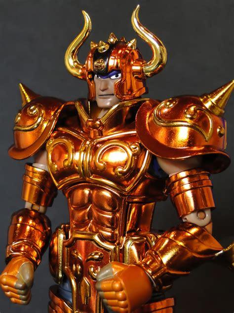 Cloth Myth Taurus Aldebaran Custom 05 by mestreotaku on ...