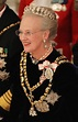 Queen Margrethe II of Denmark Celebrates 40 Years on The ...