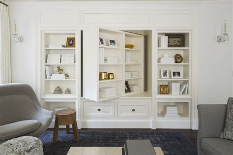 living room bookshelves and cabinets tv room design ideas
