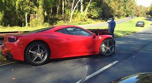 Three exotic sports cars crash accidents before Halloween ...