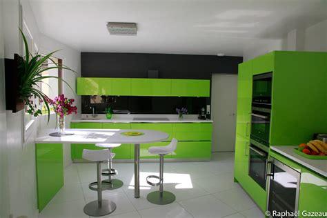 cuisine vert une cuisine vitaminée photo 2 7 3496823