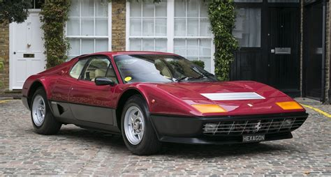 1978 Ferrari 512 BB - The Big Picture