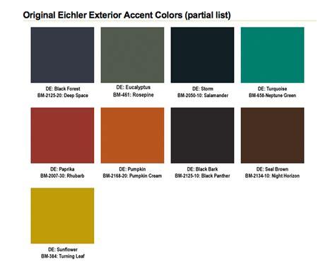 Eichler Accent Colors  Midcentury Modern Mailbox
