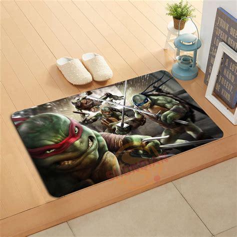 custom teenage mutant ninja turtles doormat bath mats foot pad home decor bathroom mats door mat