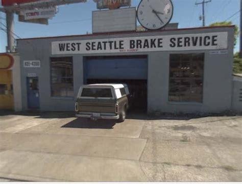 west seattle brake service auto repair seattle wa yelp