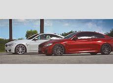 Two BMW M4 Models Get Vossen Wheels