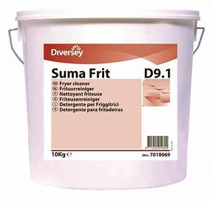 Produit Nettoyant Pour Friteuse : nettoyant friteuse suma frit d9 1 diversey 10 kg ~ Premium-room.com Idées de Décoration