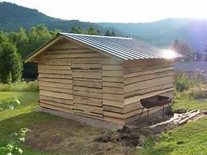 Construire Cabane De Jardin : construire abri de jardin les cabanes de jardin abri de ~ Zukunftsfamilie.com Idées de Décoration