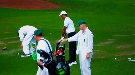 Tiger Woods Imitates Boom Boom Freddie Couples' Swing ...
