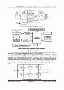 3 Phase Inverter Block Diagram
