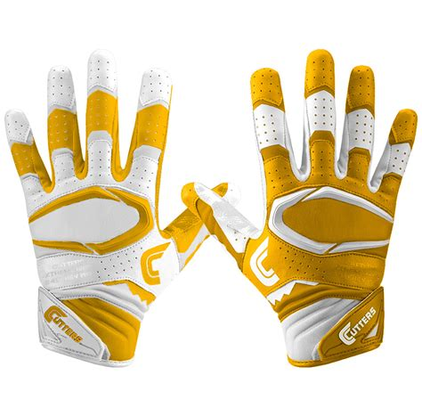 cutters rev pro  yin  receiver football gloves