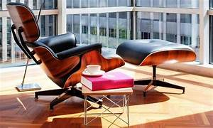 The Iconic Eames Lounge Chair And Ottoman Fresh And