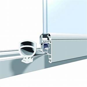 Joint universeal plus special pvc for Joint porte fenetre pvc