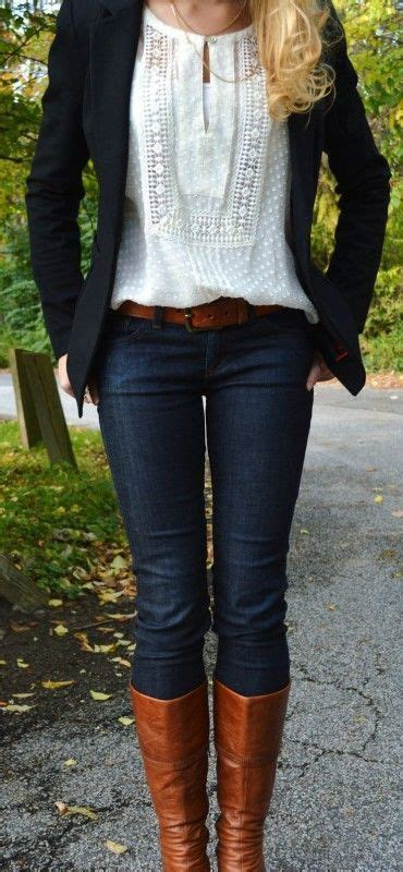25+ best ideas about Business Casual Jeans on Pinterest | Casual work attire Work casual and ...