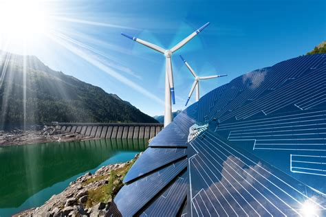 Hydroelectric Energy Solar Power The Pros Cons