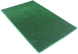 Spillguard Carpet Pad by Green Indoor Outdoor Artificial Grass Turf Area Rug Carpet