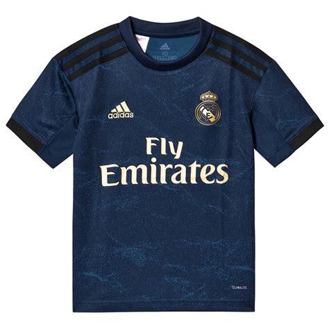 Real Madrid - Real Madrid Stadium Soccer T-Skjorte Navy ...