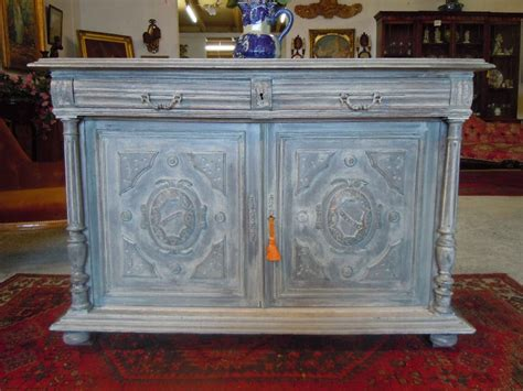 shabby chic sideboard buffet antique french antique shabby chic painted buffet sideboard hall console hunt cupboard