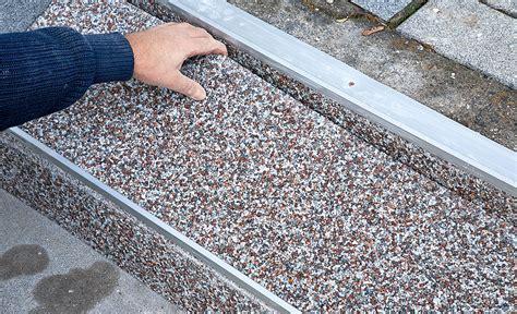 Geflieste Aussentreppe Selbst Sanieren by Betonboden Sanieren Selbst Balkon Selbst Sanieren