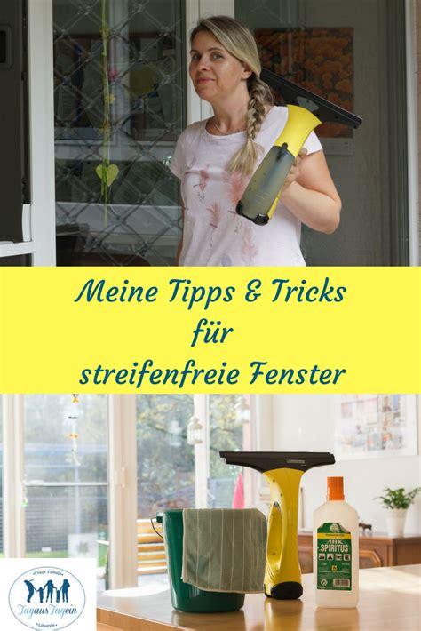 Fenster Streifenfrei Putzen Tipps by Fenster Putzen Schnell Einfach Streifenfrei