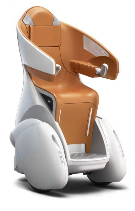 Toyota Ireal Concept Wheel Chair  Bored? Look No Further