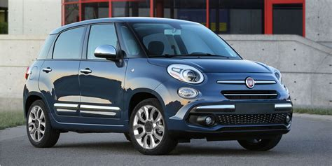 2018 Fiat 500l Vehicles On Display Chicago Auto Show