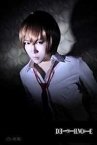 Light Cosplay - Death Note Photo (33592495) - Fanpop