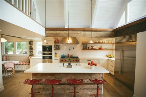 Newport Shores  Country  Kitchen  Orange County By