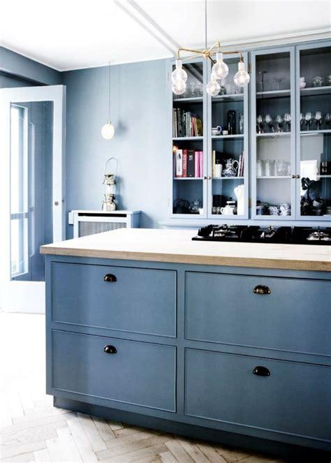 cuisine gris bleu peinture bleu gris à l intérieur le bleu pigeon et le