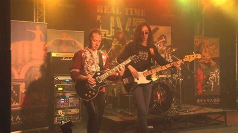 Rush - 2112 Overture - Bravado - Rush Tribute - YouTube