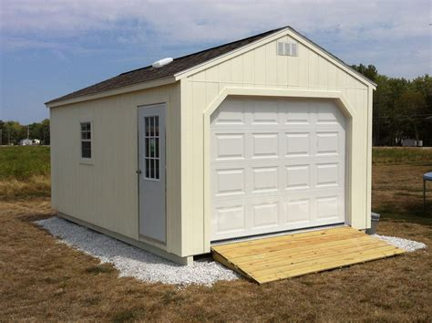 backyard sheds and garages garage gt portable buildings storage sheds tiny houses easy
