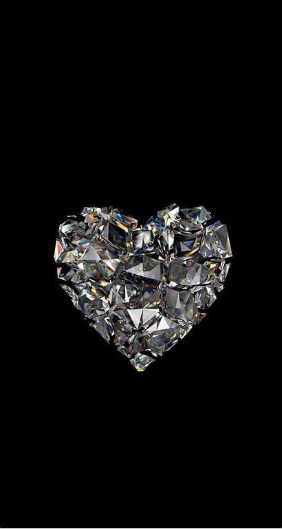 Heart Diamond Apple Backgrounds Band