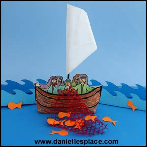 How To Make A Really Big Paper Boat by Miracles Sunday School Crafts And Activities